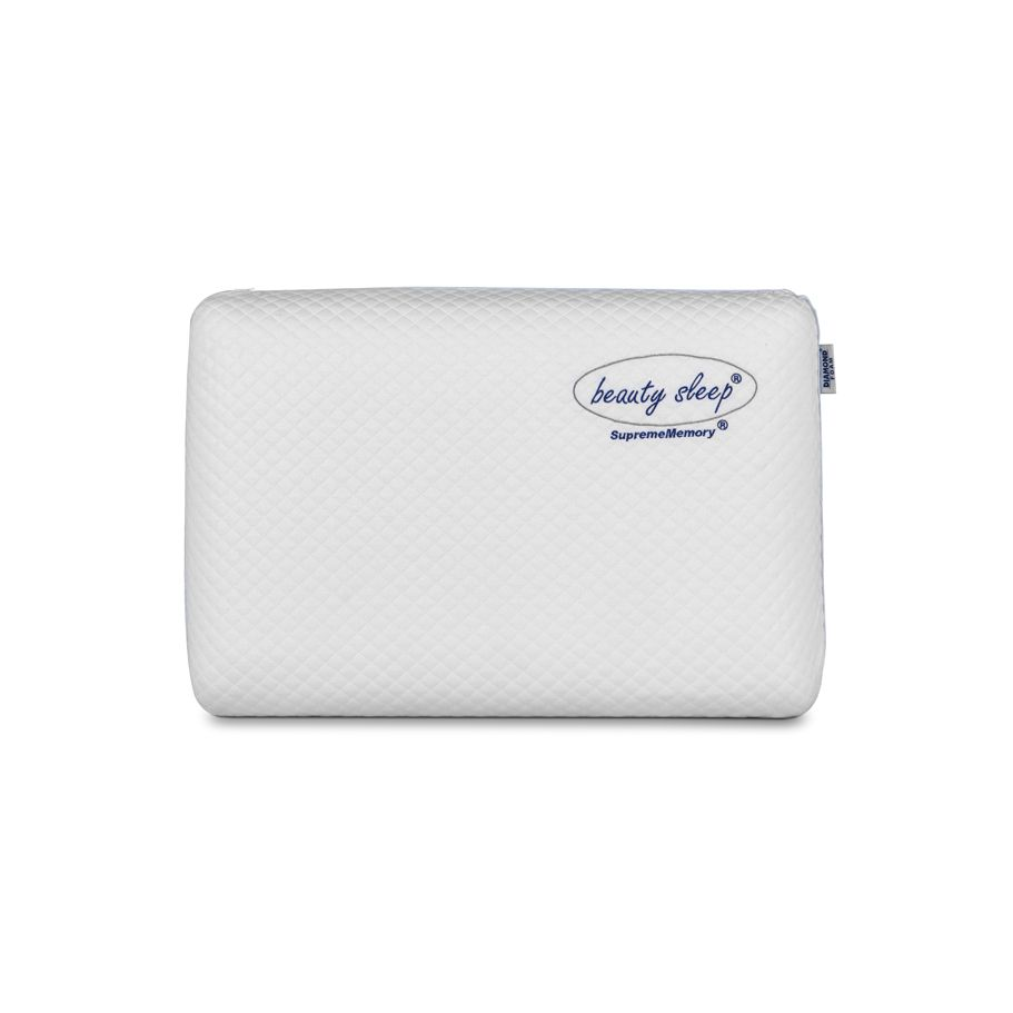 Beauty Sleep Memory Traditional Pillow
